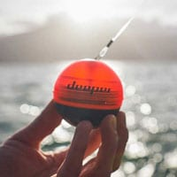 Накладка для ночной рыбалки deeper