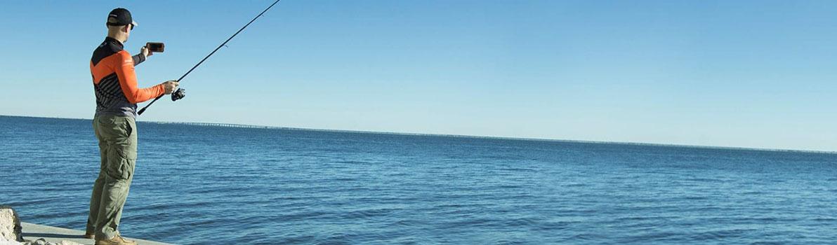 Фидерная рыбалка с эхолотом Диппер